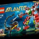 8080 Undersea Explorer - LEGO Atlantis