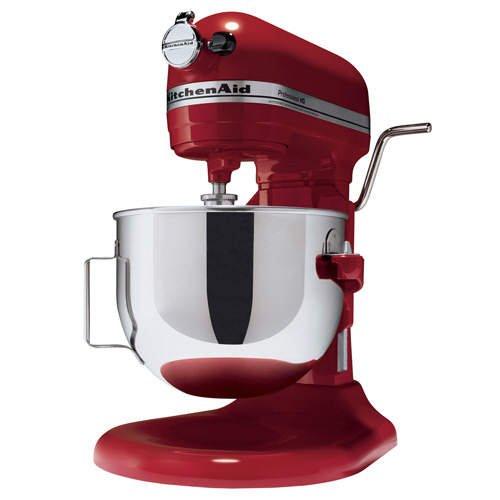 KitchenAid Professional HD Stand Mixer (5 qt. - red)