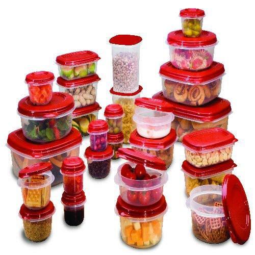 Rubbermaid Servin' Saver Plus Food Storage (60 pc.)