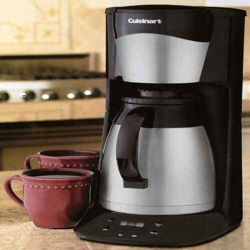 Cuisinart 12 Cup Thermal Carafe Coffeemaker
