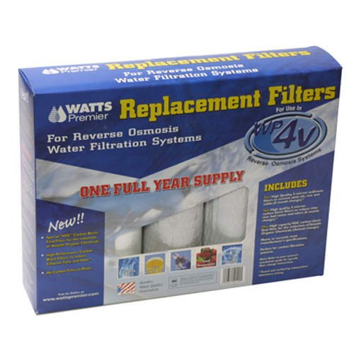 Watts Reverse Osmosis Replacement Filters (5 pk.)