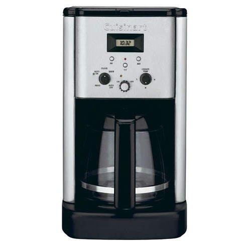 Cuisinart Coffee Maker (Stainless Steel)