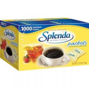 Splenda No Calorie Sweetener (1,000ct packets)