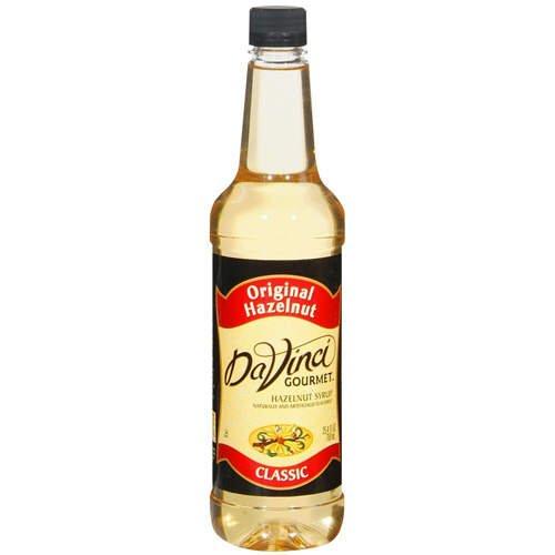 DaVinci Gourmet Hazelnut Syrup (25.4oz bottle)