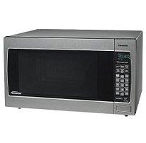 Panasonic Stainless Prestige Inverter Microwave Oven - 2.2 cu. ft.