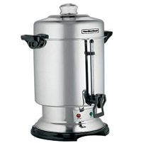 Stainless Steel Coffee Urn (60 Cup)