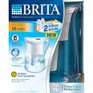 Brita® Water Filtration Pitcher w/ 2 Filters