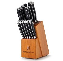 Wolfgang Puck -  Japanese Steel Cutlery / Knife Set (15 pc.)