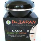 Dr.Japan NANO Green Tea Active Extra Whitening/ Face Lift Cream10g./0.35oz.