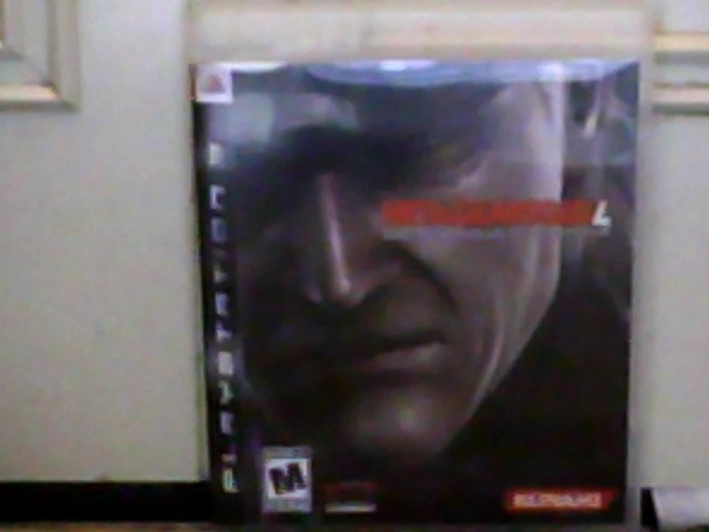 Metal Gear Solid 4- PS3
