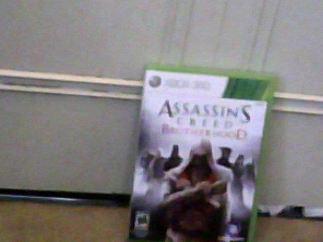 Assassin's Creed Brotherhood- XBOX 360