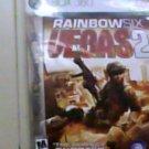 Tom Clancy Rainbow Six Vegas 2- XBOX 360