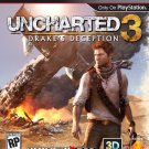 Uncharted 3- PS3
