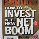 Fortune Magazine May 2006 Net Boom Zucker NBC Harvard