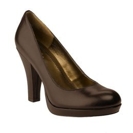 CLEARANCE - 70% OFF - Mossimo® Dylan Platform Pumps - Brown - Size 11