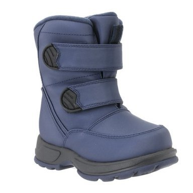 CLEARANCE - 75% OFF - Toddler Boys' Odin Double Strap Boots - Navy - Size 5