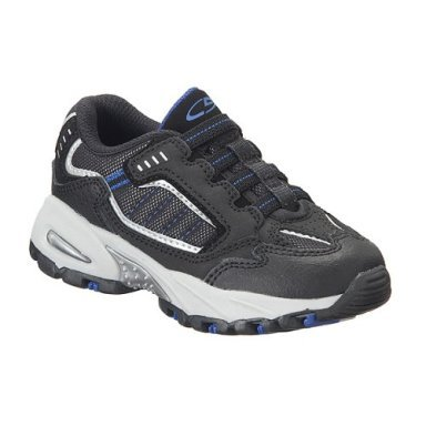 CLEARANCE - 70% OFF - Toddler Boys' C9 by Champion® Kristian Athletic Shoes - Black - Size 8