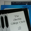 Vintage Oberlin College Choir LP Record x 4 (Sealed)