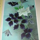 "Antique Botanical Print by Le Roy Leroy - ""Blooming Clematis"""