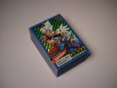 LOCAL PICKUP ONLY - 1990s Japanese Bandai Dragonball Super Battle Power Level Prism Cards Part 4-13