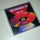 1PCS ONLY - Pioneer CDM V74S Blank Media Recordable CD 74Mins (Made in Japan)