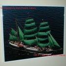 1992 Alexander Von Humboldt Tall Ship Photo by Joseph R. Melanson JRM