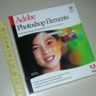 2001 Adobe Photoshop Elements 1.0.1 Single User w/ License Key (Windows/Mac)