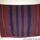 "Antique Philippines Aborigine IFUGAO Tribal Textile (72"" x 63"")"