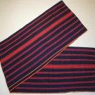 """Antique Philippines Aborigine IFUGAO Tribal Textile (49-3/4"""" x 11-1/2"""")"""