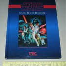 1994 Star Wars Sourcebook WEG 2nd Edition 1st Print HC #40093