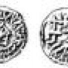 Replica Anglo-Saxon coin