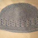 Baby Blue Crochet Hat