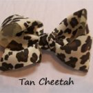 "4 1/2"" cheetah bow"