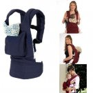 Blue Multifunction Infant Baby Cotton Carrier BACKPACK YL006