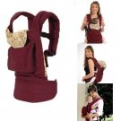 Red Multifunction Infant Baby Cotton Carrier BACKPACK YL008
