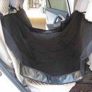 BLACK WATERPROOF HAMMOCK Pet Car Seat Cover Dog Mat Blanket YL381