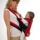 Red Infant Baby Cotton Carrier 2 Way Carrying PositionRed (5002) A0027