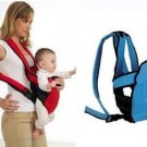 Blue Infant Baby Cotton Carrier 2 Way Carrying Position Blue (5002) A0026