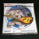 Alice A606 Electric Bass Guitar Strings Set Nickel Plated Steel Core 10150