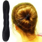 Quick Sponge Hair Care Salon Roller Curler For Japanese Bun / Classical French Twist A0098