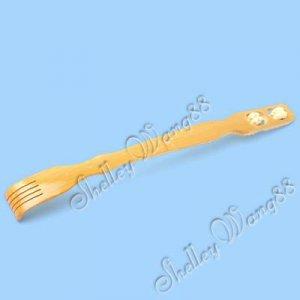Wooden Bamboo Body Massage Roller Massager Back Scratcher 10020