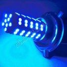 2x 68 SMD H4 Car Vehicle LED Blue Fog Light Bulbs 12V 10075