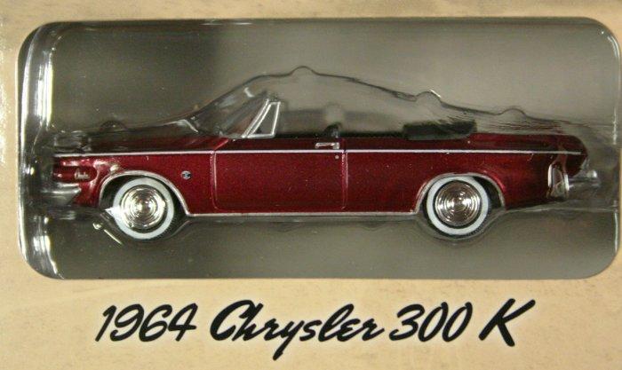 GreenLight Route 66 1964 Chrysler 300K