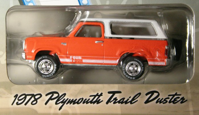GreenLight Route 66 1978 Plymouth Trail Duster