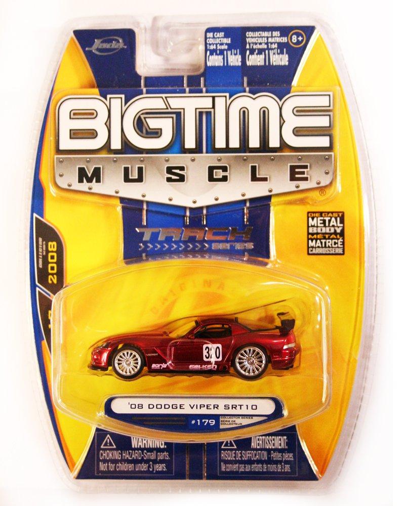 Jada BigTime Muscle 2008 Dodge Viper SRT10