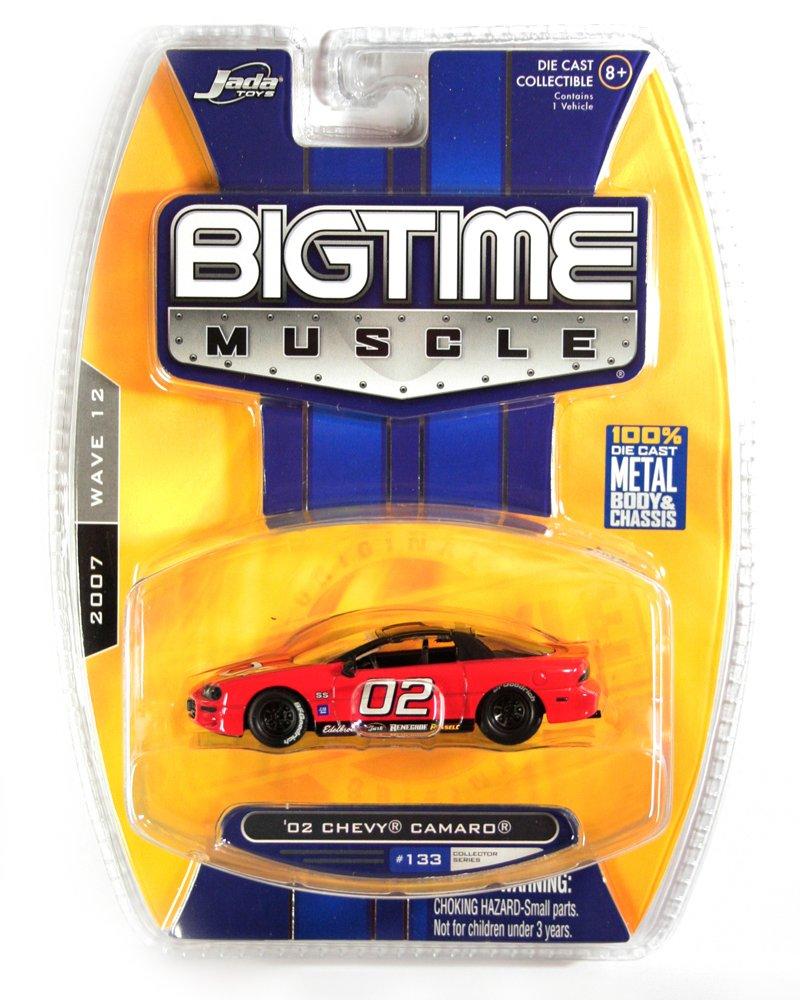 Jada BigTime Muscle 2002 Chevy Camaro