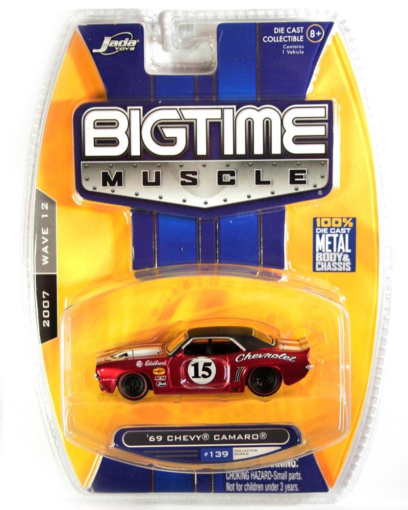 Jada BigTime Muscle 1969 Chevy Camaro