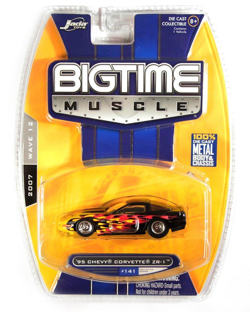 Jada BigTime Muscle 1995 Chevy corvette ZR-1