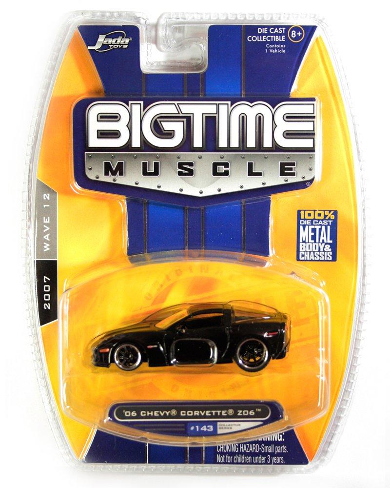 Jada BigTime Muscle 2006 Chevy Corvette Z06