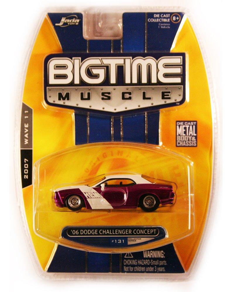 Jada BigTime Muscle 2006 Dodge Challenger Concept